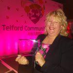 Telford and Wrekin Telford50 Cabinet Leader and Members Award 2018