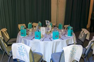 2016 Dyslexia Awards - Table sponsor - Fusing Ideas Glass - Gift Bags