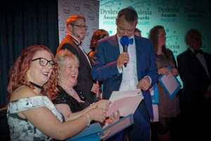Local Shropshire Dyslexics at the Dyslexia Awards 2017